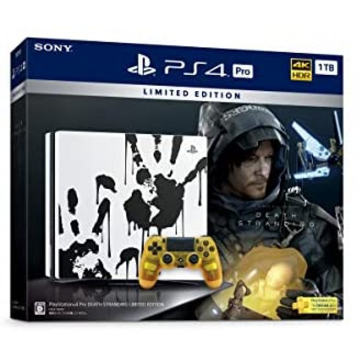 PlayStation 4 Pro DEATH STRANDING LIMITED EDITION - TRA