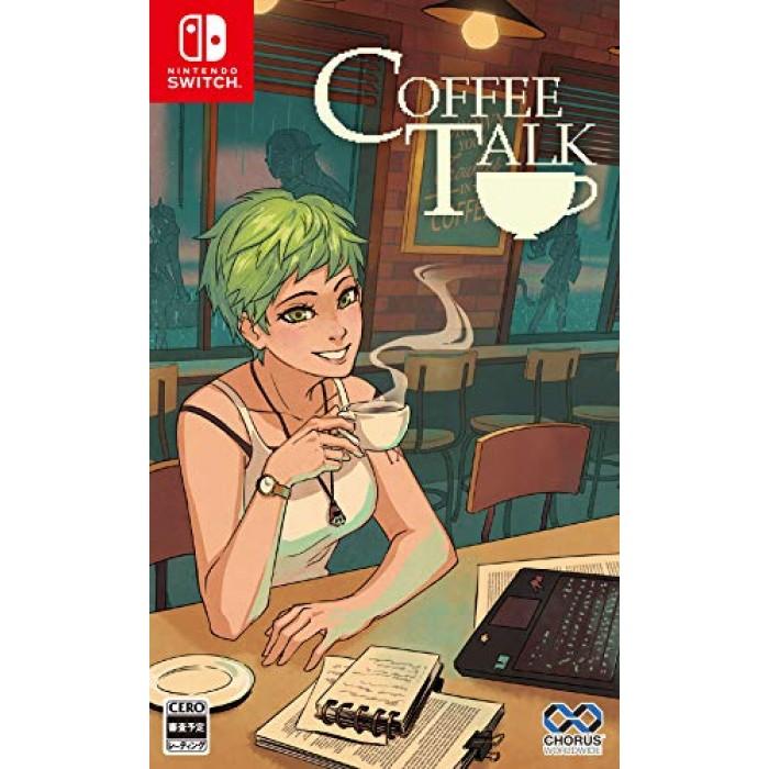 Coffee Talk - English Text