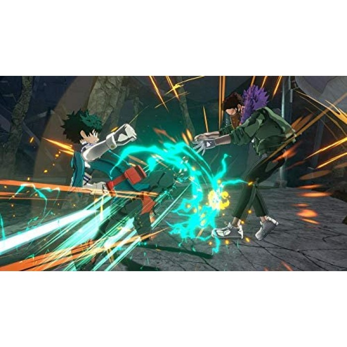 My Hero One s Justice 2 (Nintendo Switch)