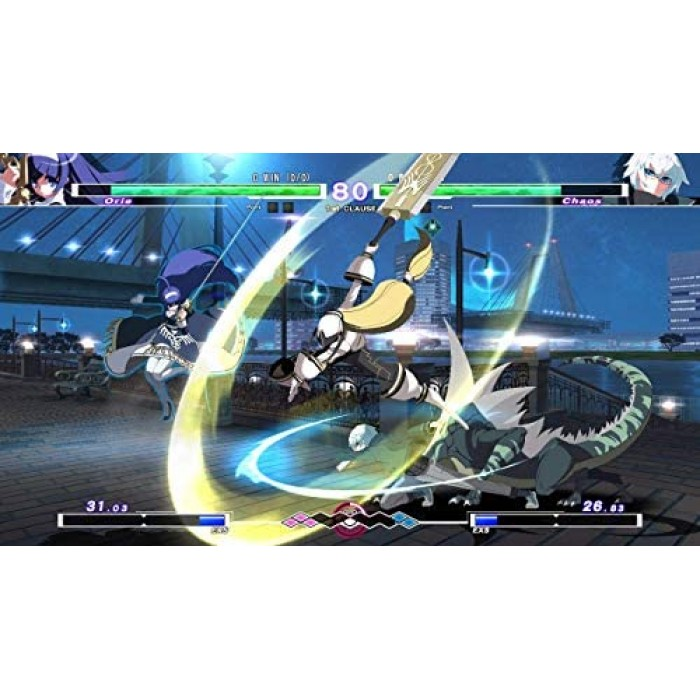 UNDER NIGHT IN-BIRTH Exe: Late [Cl-R]; Nintendo Switch
