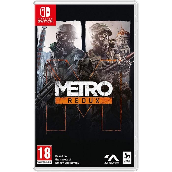 Metro Redux (Nintendo Switch)