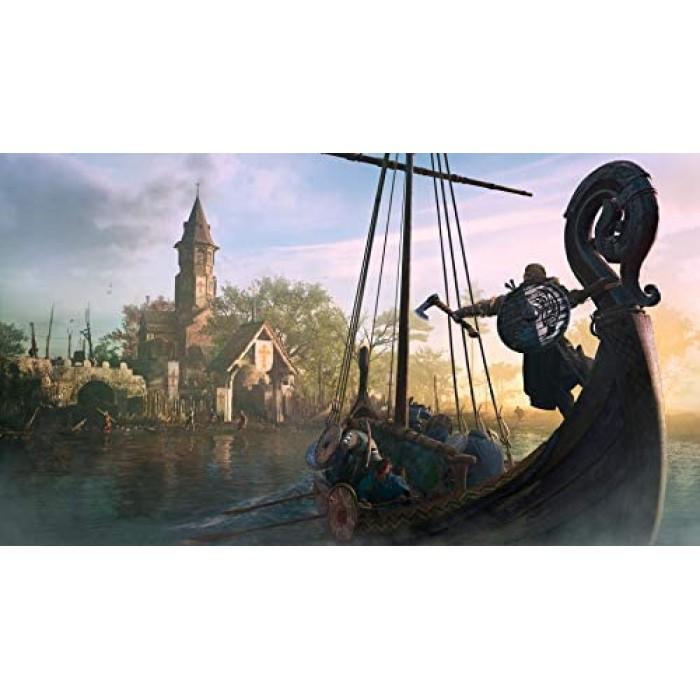 Assassins Creed Valhalla Gold - Arabic (PS4)
