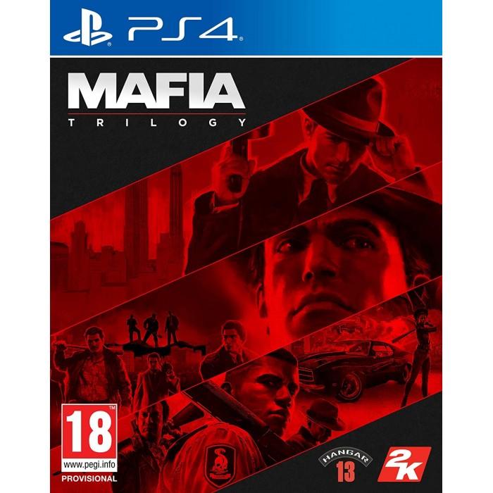 Mafia Trilogy (PS4)