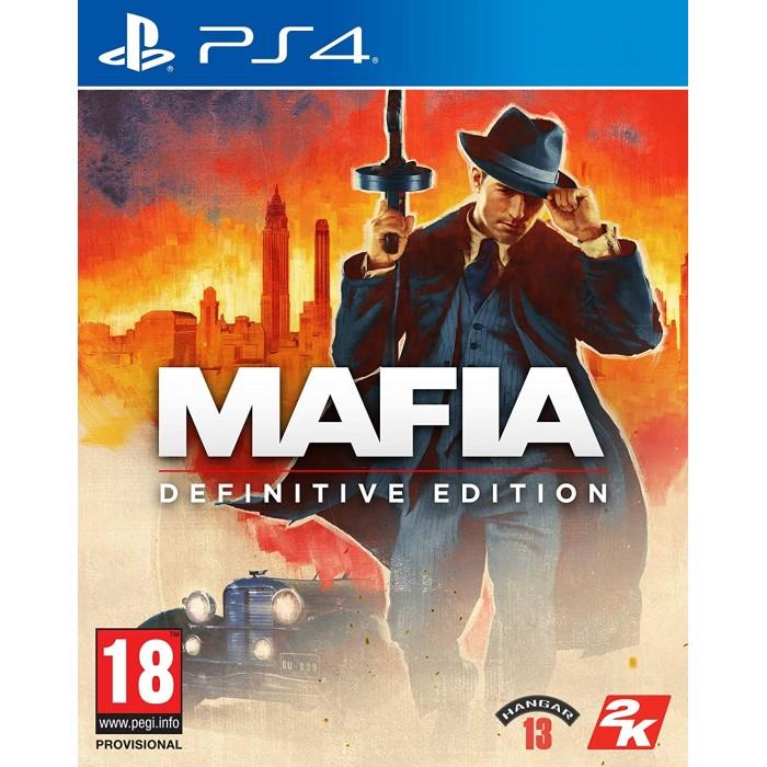 Mafia: Definitive Edition (PS4)