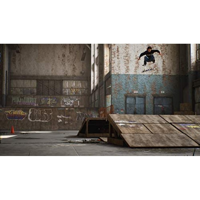 Tony Hawk s Pro Skater 1 + 2 (PS4)