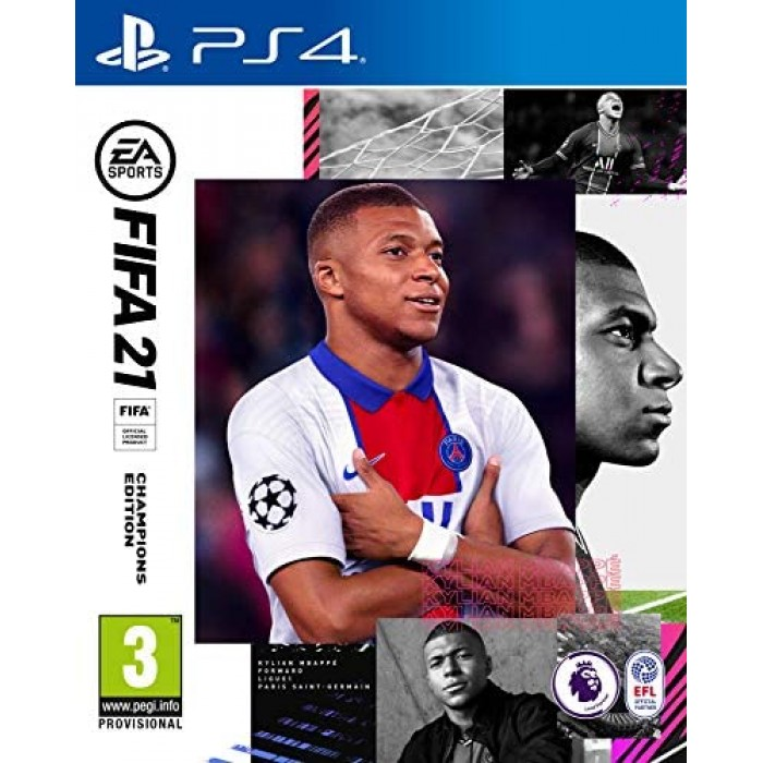 FIFA 21 - English / Arabic (PS4)