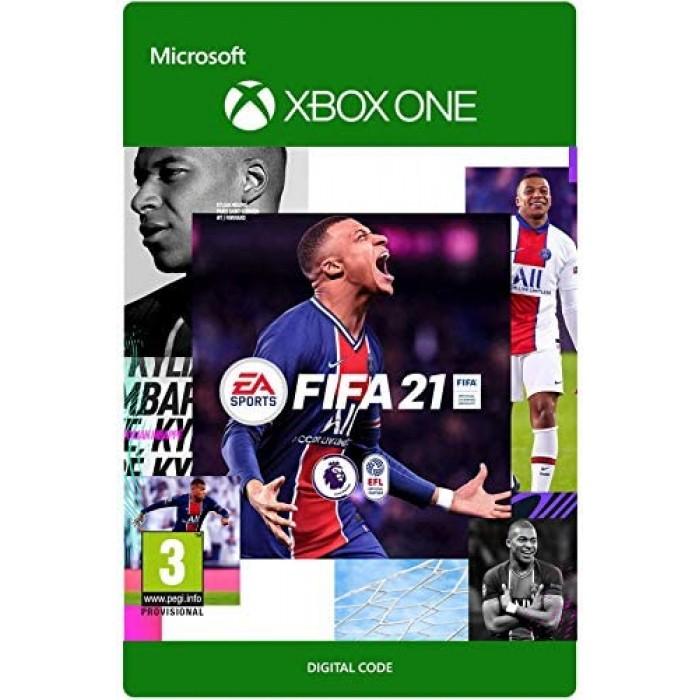 FIFA 21 Champions Edition - Arabic (PS4)