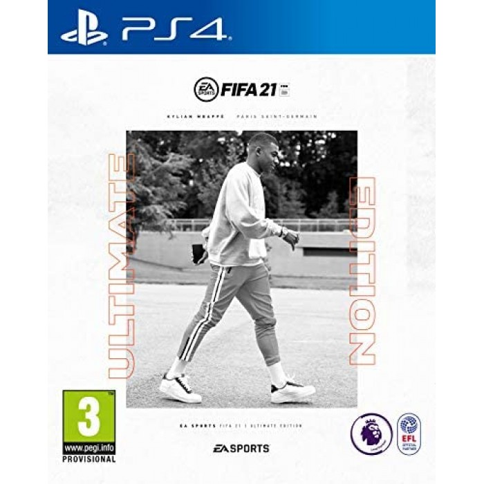 FIFA 21 Ultimate Edition - English /  Arabic (PS4)