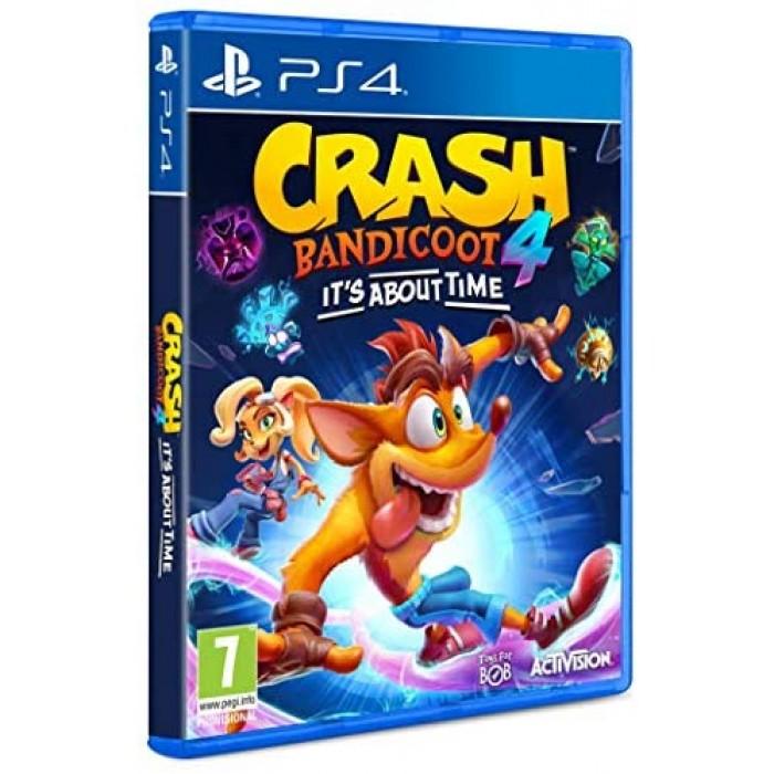 Crash Bandicoot 4: It s About Time - PS4