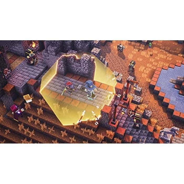 Minecraft Dungeons - Hero Edition (PS4)