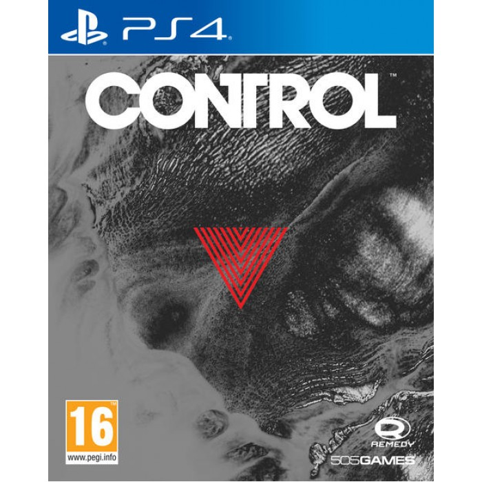 Control - Exclusive Limited Edition (PS4)