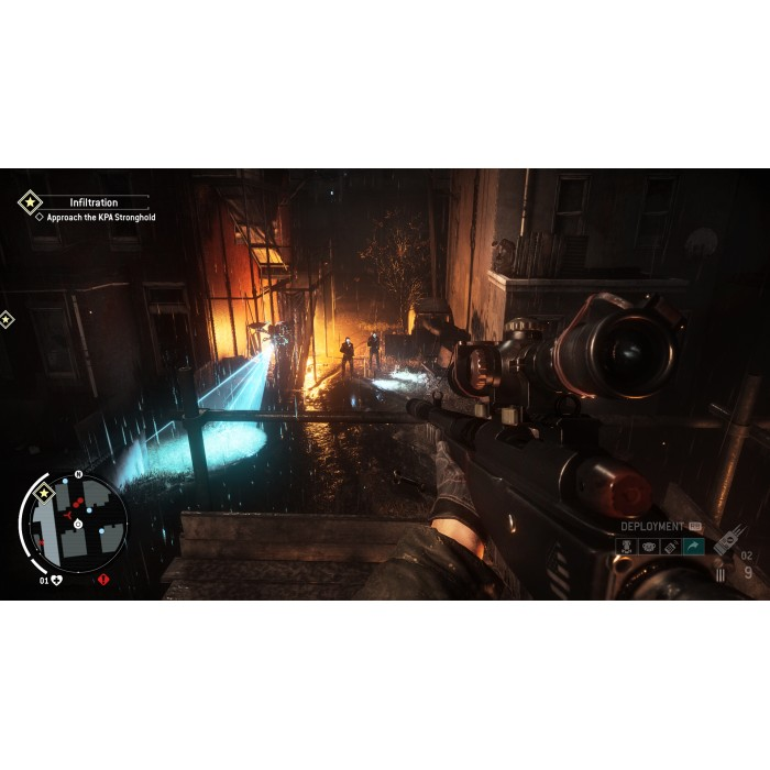Homefront: The Revolution Day One Edition (PS4)
