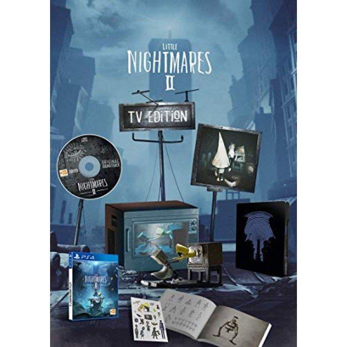 Little Nightmares 2 TV Edition (Nintendo Switch)