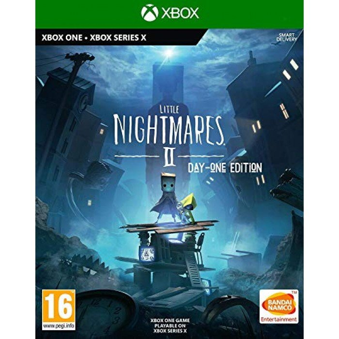 Little Nightmares 2 TV Edition (PS4)