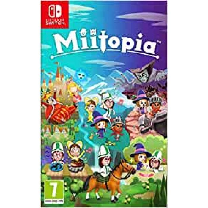 MIItopia- SWITCH