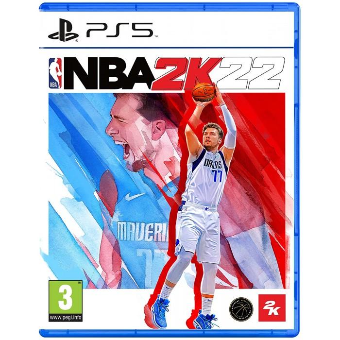 NBA 2K22 -  PlayStation 5 - PS5