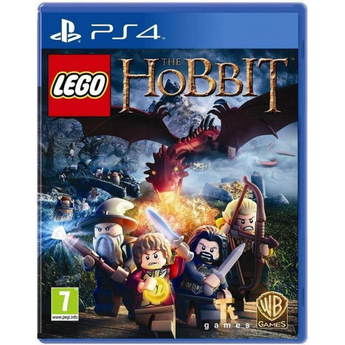 LEGO The Hobbit - PS4 - standard