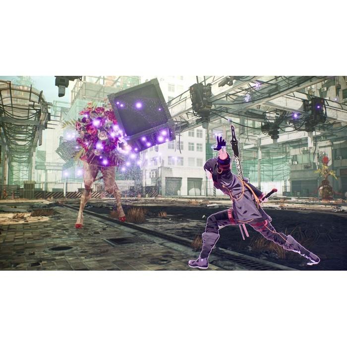 SCARLET NEXUS - PlayStation 4