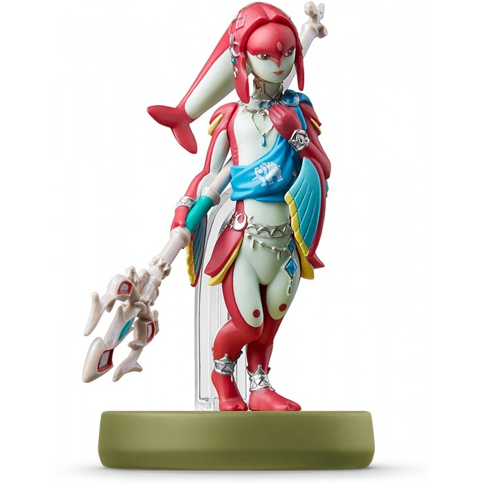 The Champions Amiibo - The Legend of Zelda: Breath of the Wild Collection - Nintendo Switch