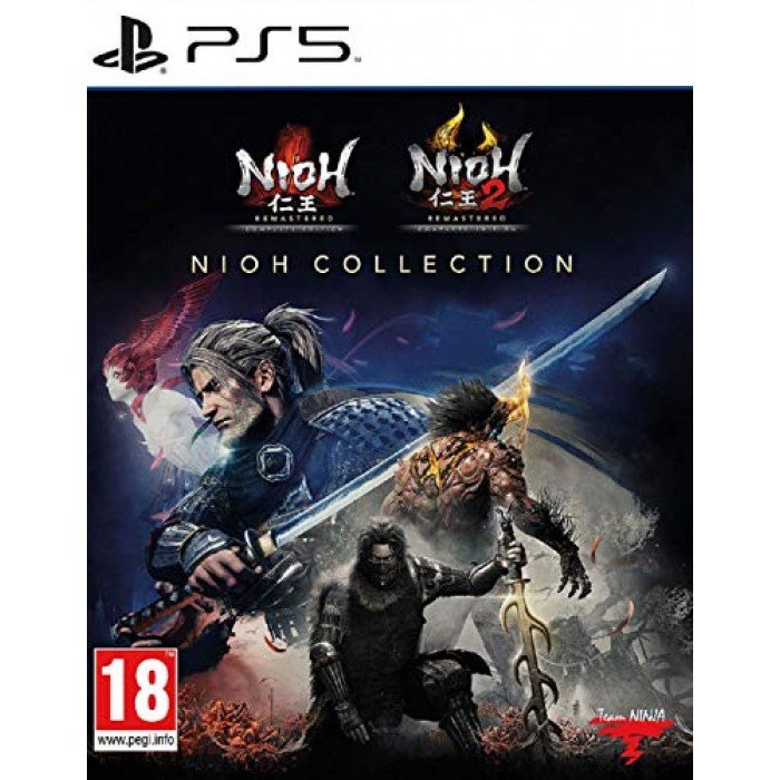 The Nioh Collection PS5 Game