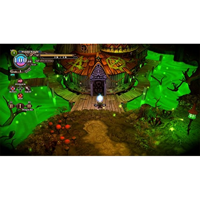The Witch and the Hundred Knight: Revival Edition - PlayStation 4
