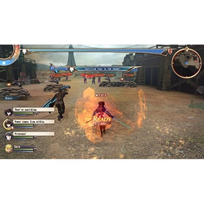 Valkyria Revolution Vanguard Edition - PlayStation 4