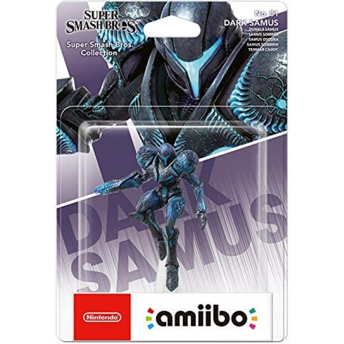 amiibo Dark Samus - Nintendo Switch