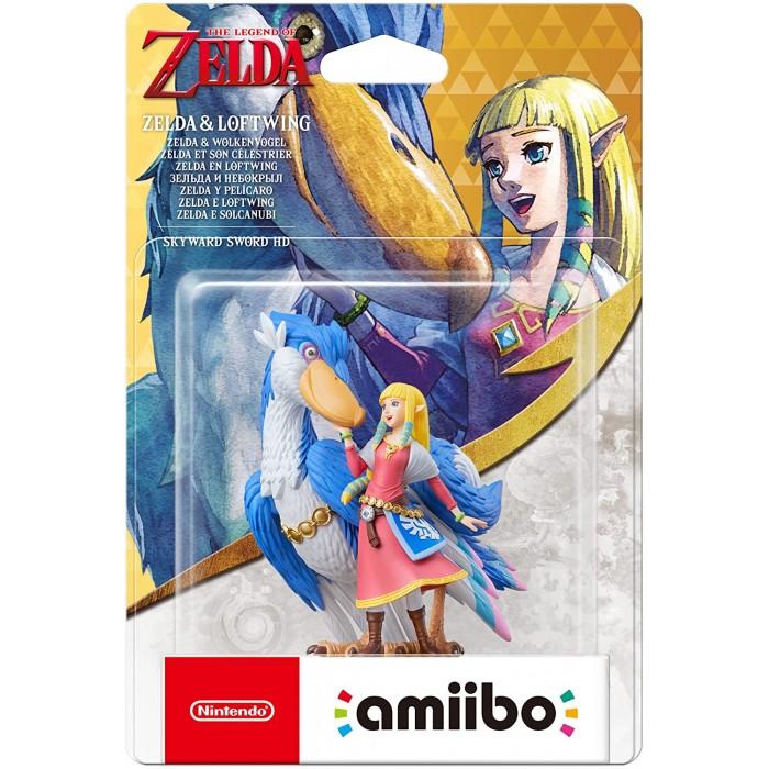 amiibo Zelda & Loftwing - Nintendo Switch