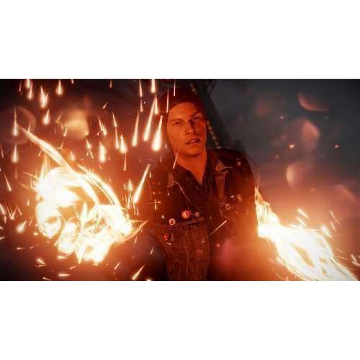 inFAMOUS: Second Son Special Edition - PS4