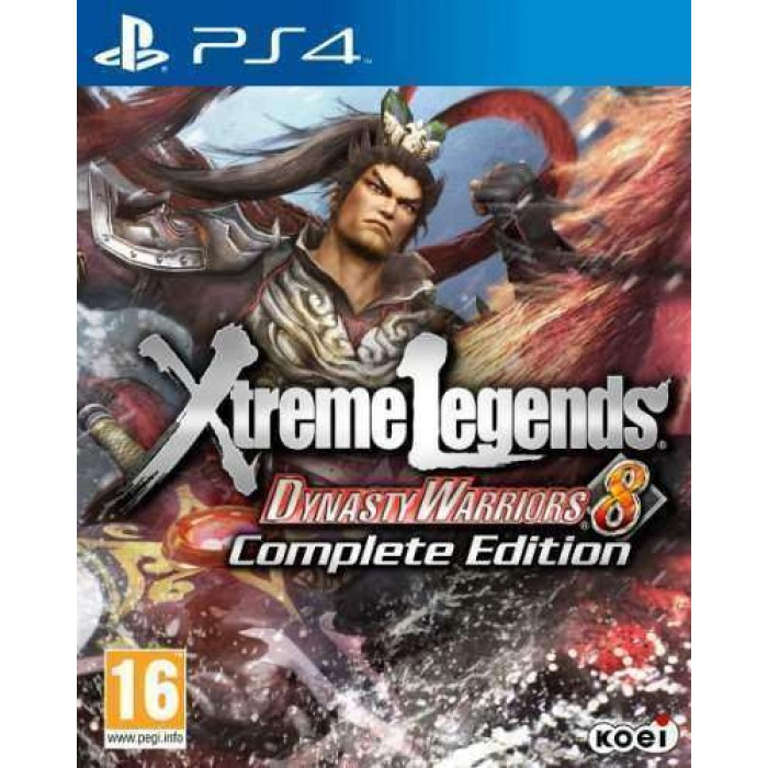 Dynasty Warriors 8 - Xtreme Legends - Complete Edition - PS4