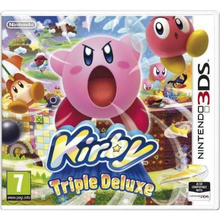 Kirby: Triple Deluxe - Nintendo 3DS