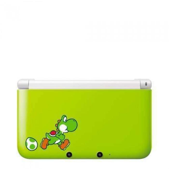 Nintendo Handheld Console 3DS XL - Yoshi Special Edition