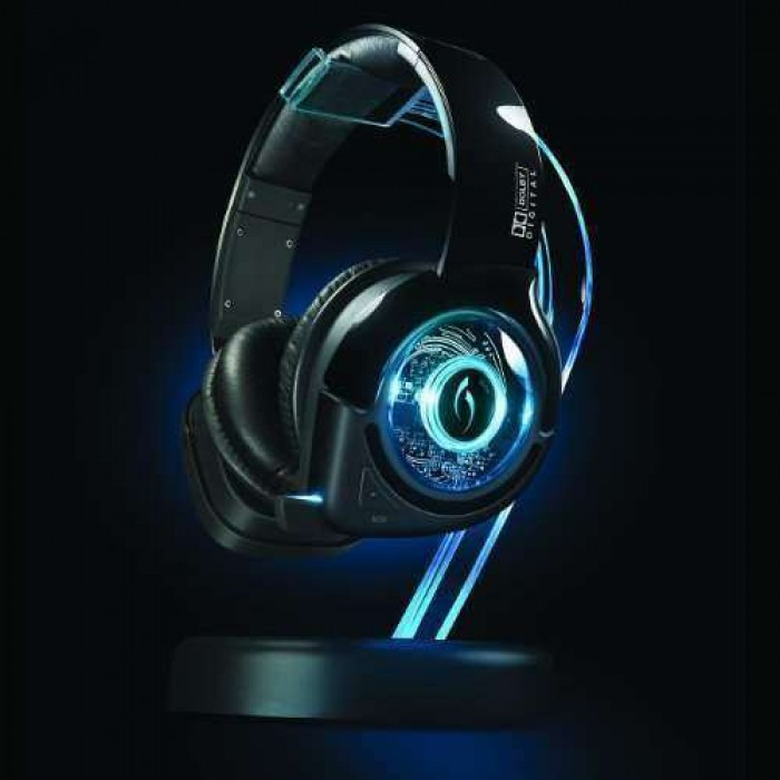 PDP Afterglow Dolby Prismatic Wireless Headset - PS4/PS3/Xbox 360