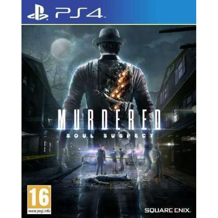 Murdered: Soul Suspect - PS4