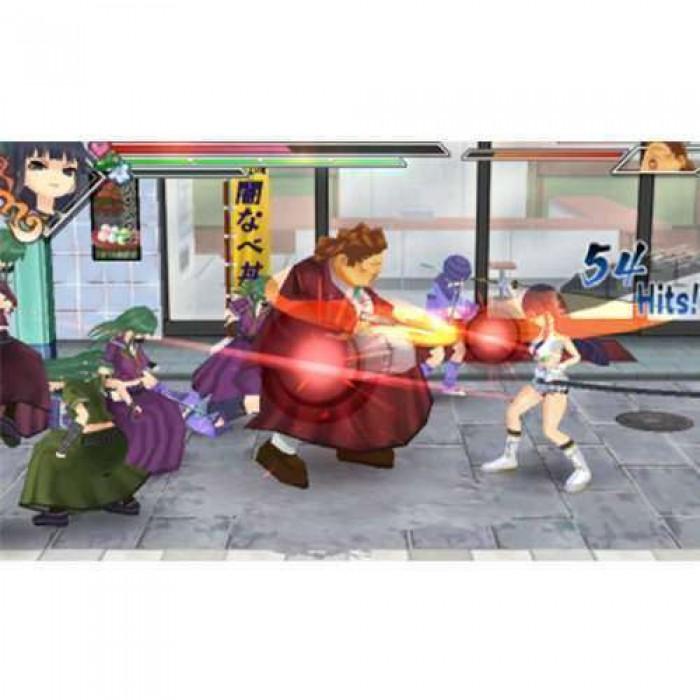 Senran Kagura (Nintendo 3DS)