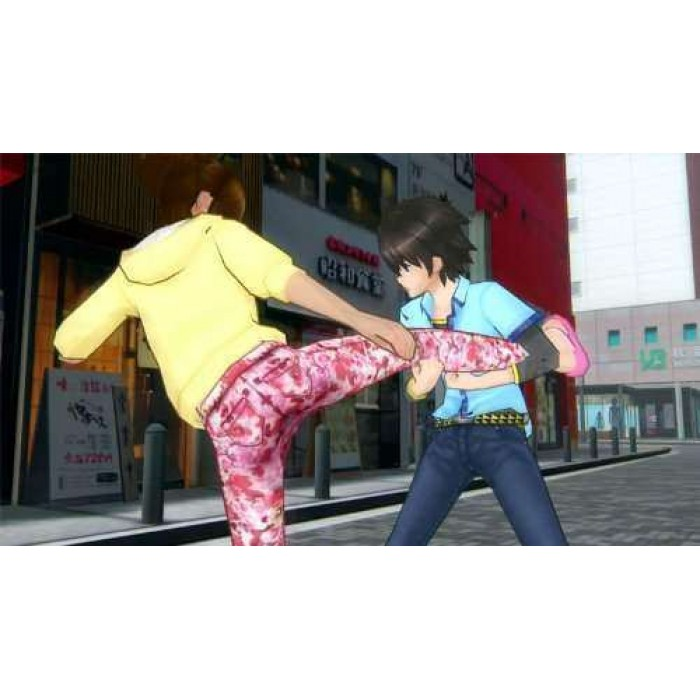 Akiba s Trip: Undead & Undressed - PlayStation 4
