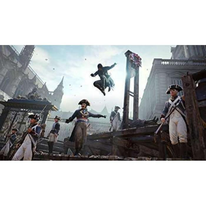 Assassins Creed Unity & The Last of US