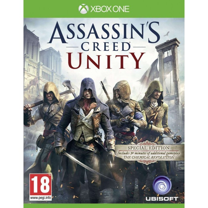Assassin s Creed: Unity Special Edition - Xbox One
