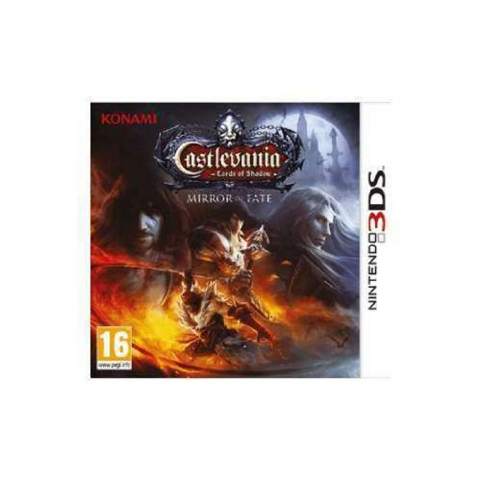 Castlevania: Lords of Shadow - Mirror Of Fate (Nintendo 3DS)