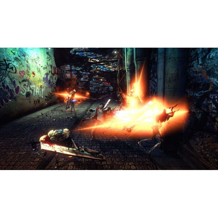 Devil May Cry: Definitive Edition ( DMC ) - PS4
