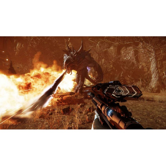 Evolve - Region All - PlayStation 4