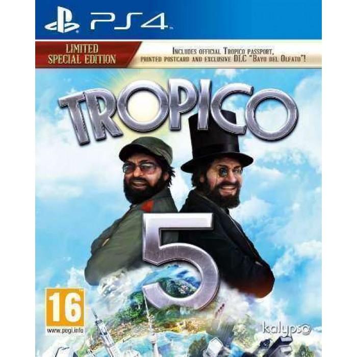 Tropico 5 - Limited Edition