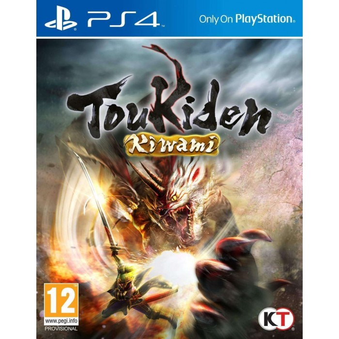 Toukiden: Kiwami - PS4