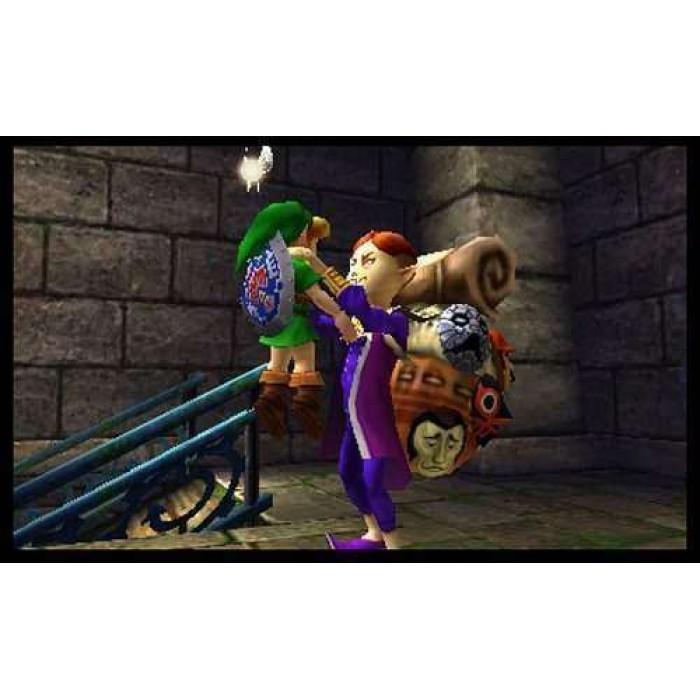 The Legend of Zelda: Majora s Mask 3D (Nintendo 3DS)