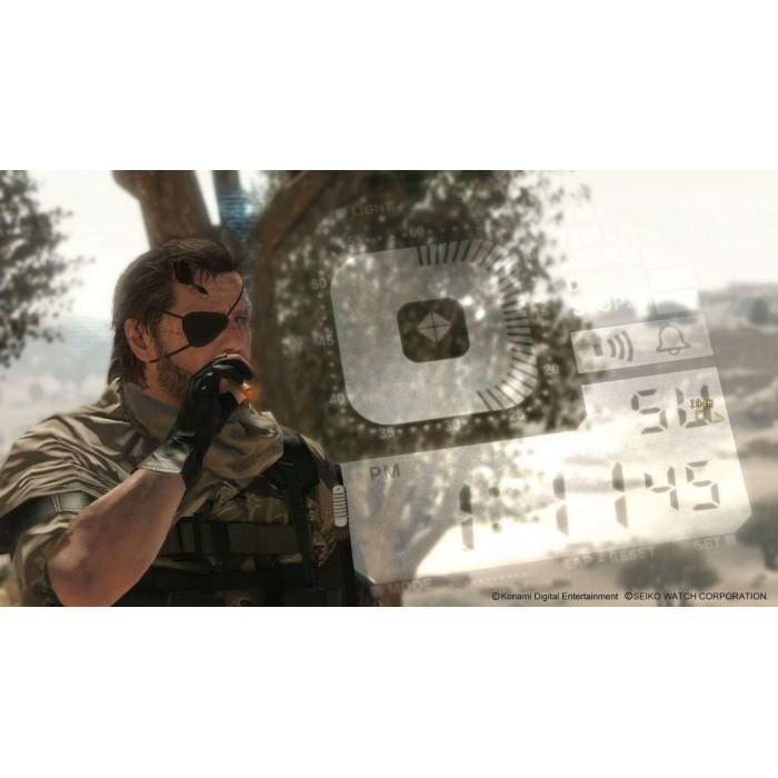 Metal Gear Solid V: The Phantom Pain - Region 1 US Import - PlayStation 4