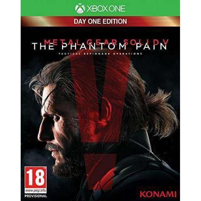 Metal Gear Solid V: The Phantom Pain - Standard Edition (PS4)
