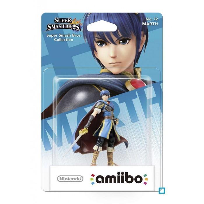 Super Smash Bros. Marth Amiibo