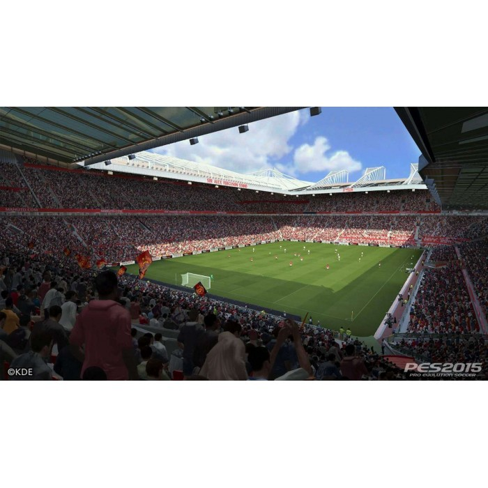 Pro-Evolution Soccer 2015 - PS4