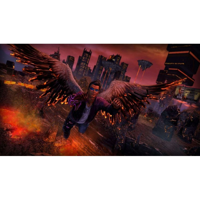 Saints Row IV Re-elected & Saints Row: Gat Out of Hell ( First Edition )