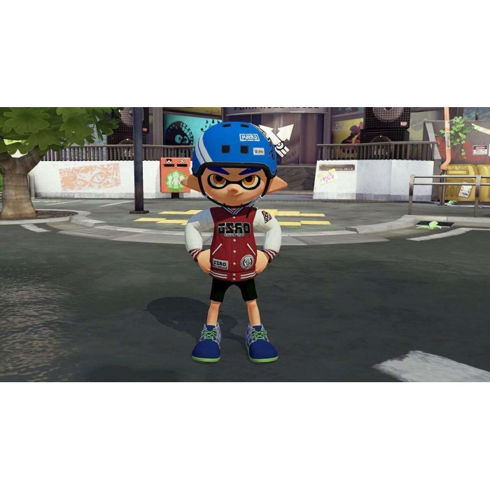 Splatoon Plus Amiibo Squid Bundle Wii U